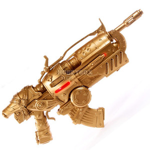 (예약마감) Locust Hammerburst 2 Gold Edition Full Scale Replica / 기어스 오브 워(Gears of War) 3